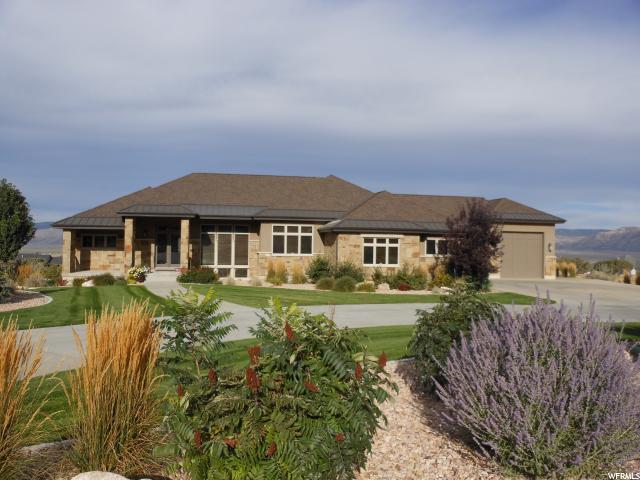 单亲家庭 为 销售 在 1028 S 920 E Ephraim, 犹他州 84627 美国
