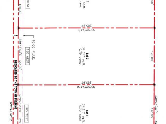 190 W 100 Fielding, UT 84311 - MLS #: 1434869
