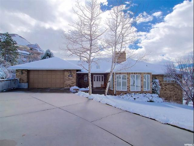 Home for sale at 2690 E Comanche Dr, Salt Lake City, UT  84108. Listed at 799900 with 5 bedrooms, 3 bathrooms and 4,676 total square feet