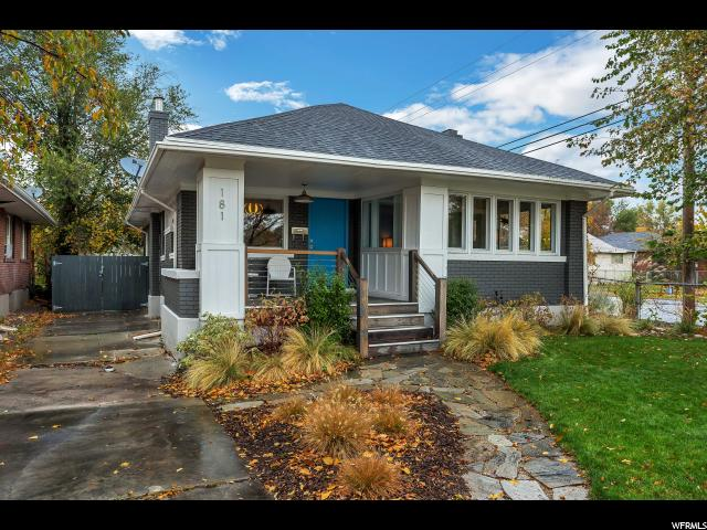 Home for sale at 181 E Edith Ave, Salt Lake City, UT  84111. Listed at 359900 with 3 bedrooms, 2 bathrooms and 1,988 total square feet