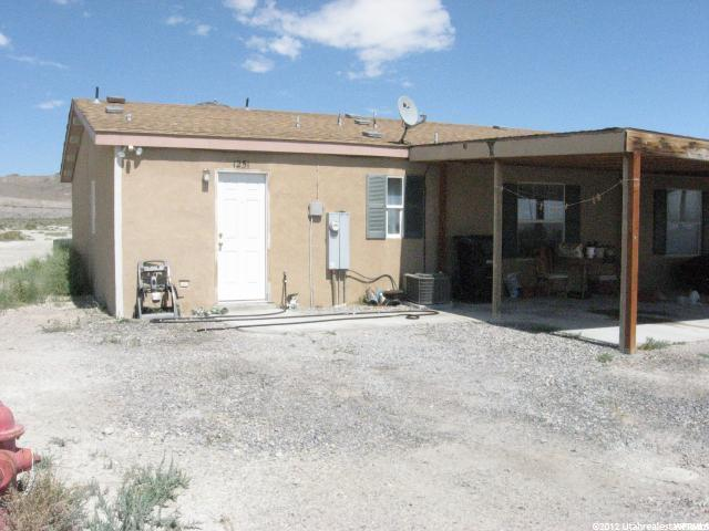 1257 E MOUNTAIN RIDGE BLVD Wendover, UT 84083 - MLS #: 1434968