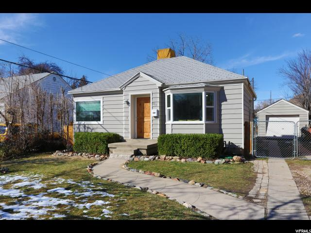 Home for sale at 747 E Claybourne Ave, Salt Lake City, UT  84106. Listed at 259900 with 3 bedrooms, 2 bathrooms and 1,392 total square feet