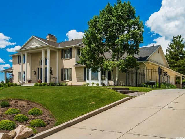 Home for sale at 325 N Federal Heights Cir, Salt Lake City, UT  84103. Listed at 1424000 with 6 bedrooms, 5 bathrooms and 7,072 total square feet