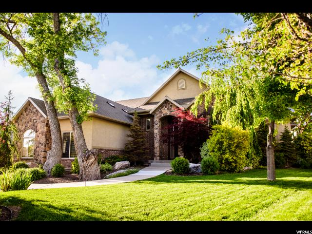 Single Family for Sale at 637 E WARM SPRINGS Drive Kaysville, Utah 84037 United States