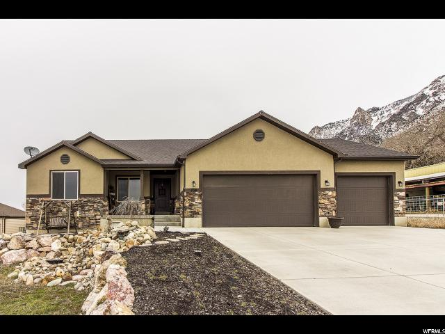 Single Family for Sale at 764 W 7425 S Willard, Utah 84340 United States