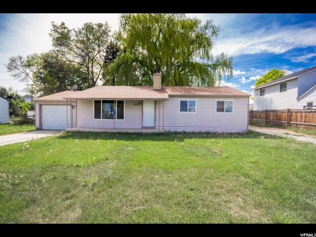 Additional photo for property listing at 373 N 2500 W  Vernal, Utah 84078 États-Unis