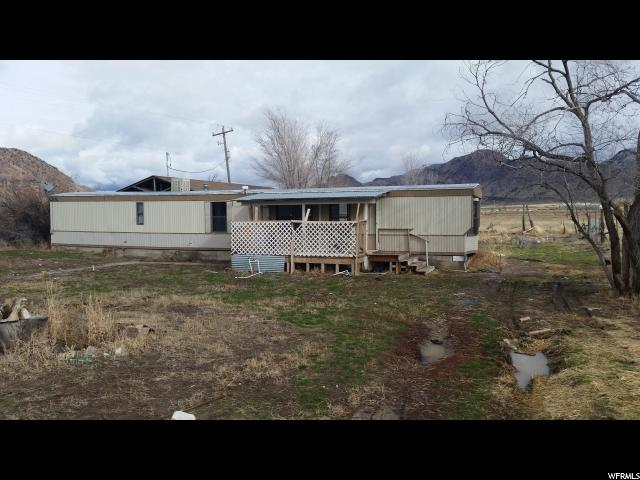 Single Family for Sale at 161 S HIGHWAY 125 E HWY Leamington, Utah 84638 United States