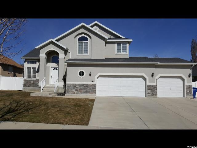 Один семья для того Продажа на 3164 W IVORY WAY Taylorsville, Юта 84129 Соединенные Штаты