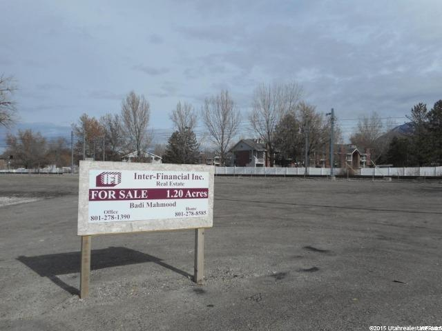 Land for Sale at 67 E 8000 S Midvale, Utah 84047 United States