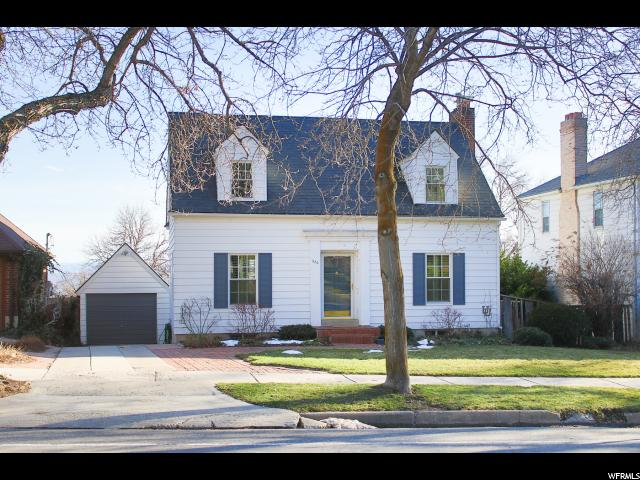 Home for sale at 526 11th Ave, Salt Lake City, UT  84103. Listed at 574500 with 3 bedrooms, 2 bathrooms and 2,782 total square feet
