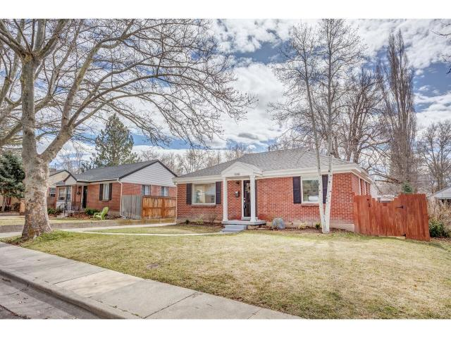 Home for sale at 1448 E Gregson, Salt Lake City, UT  84106. Listed at 409900 with 4 bedrooms, 2 bathrooms and 2,108 total square feet
