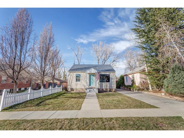Home for sale at 1153 E Crandall Ave, Salt Lake City, UT  84106. Listed at 399900 with 4 bedrooms, 3 bathrooms and 2,120 total square feet