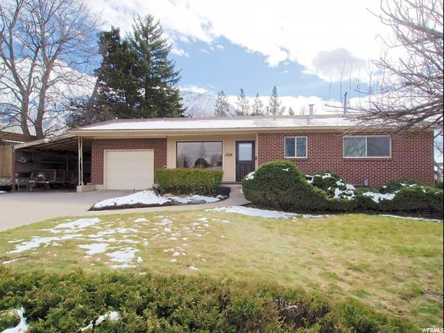 Home for sale at 3224 E 3925 South, Holladay, UT  84124. Listed at 355500 with 3 bedrooms, 2 bathrooms and 2,400 total square feet