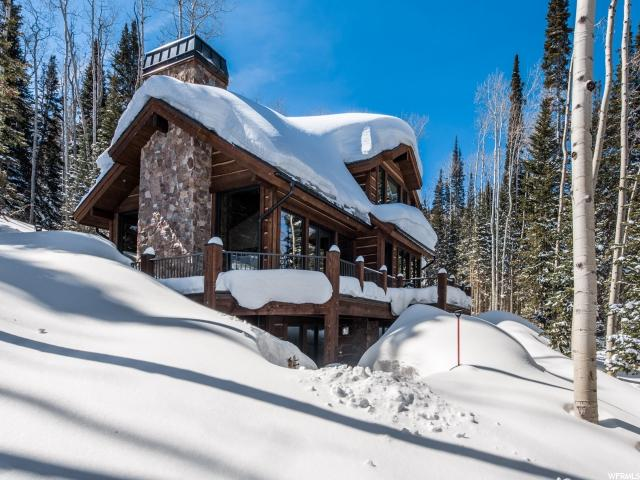 Unique la famille pour l Vente à 52 WHITE PINE CANYON Road 52 WHITE PINE CANYON Road Unit: 52 Park City, Utah 84060 États-Unis