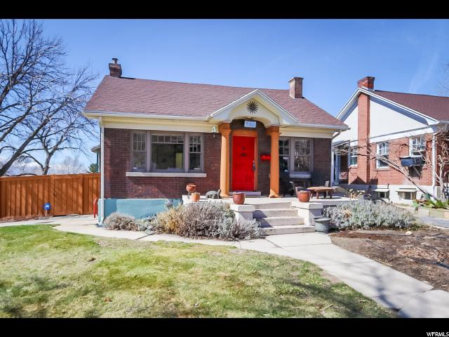 Home for sale at 732 S 1000 East, Salt Lake City, UT  84102. Listed at 430000 with 3 bedrooms, 2 bathrooms and 2,396 total square feet