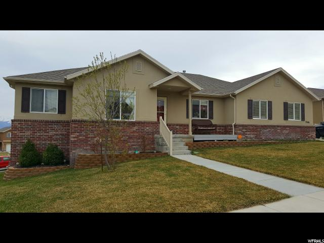3346 S RED TAILED CRES, Saratoga Springs UT 84045