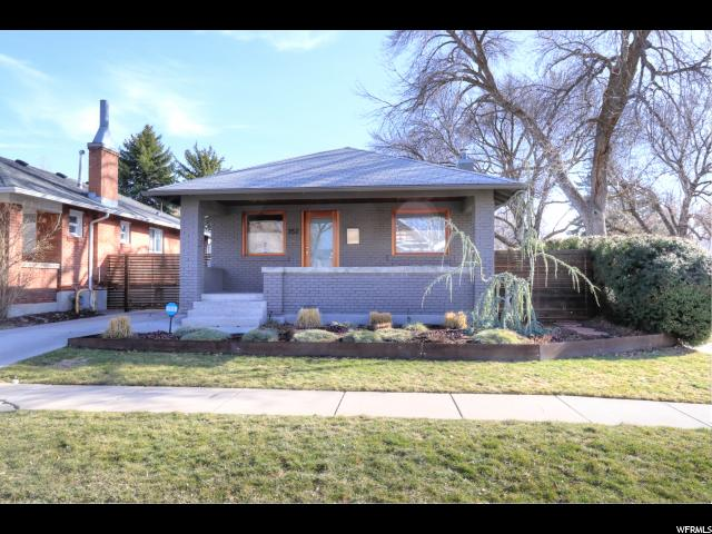 Home for sale at 352 E Herbert Ave, Salt Lake City, UT  84111. Listed at 569000 with 3 bedrooms, 3 bathrooms and 2,034 total square feet