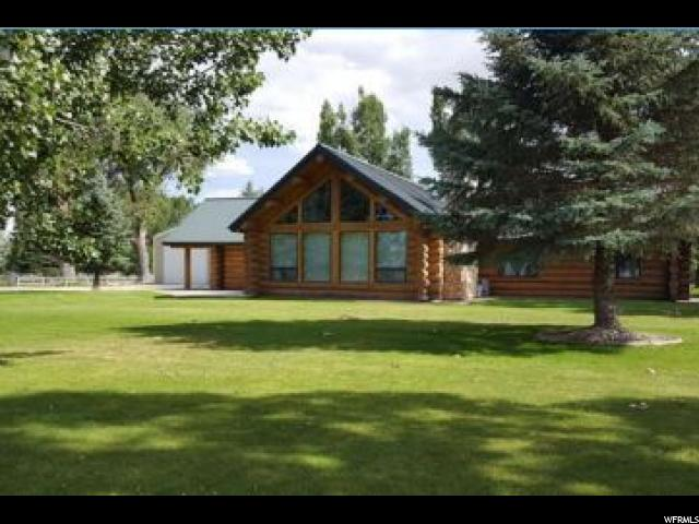 Single Family for Sale at 104 2ND Street 104 2ND Street Burlington, Wyoming 82411 United States