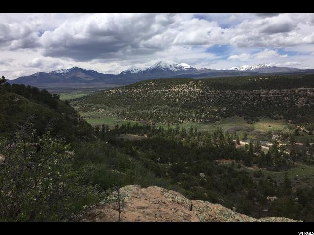 Land for Sale at 3 WOODLAND Ridge La Sal, Utah 84530 United States