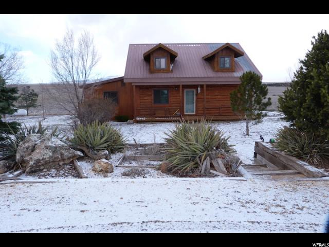 单亲家庭 为 销售 在 180 S BOULDER Road Monticello, 犹他州 84535 美国
