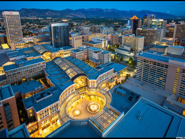 99 W SOUTH TEMPLE ST Unit 707 Salt Lake City, UT 84101 - MLS #: 1435719
