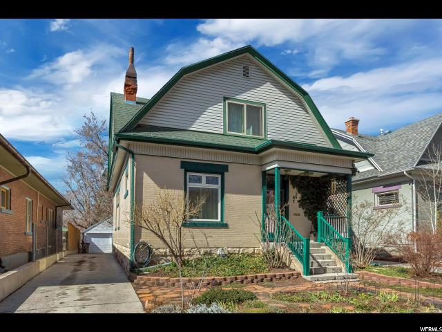 Home for sale at 1220 Mcclelland, Salt Lake City, UT  84105. Listed at 450000 with 3 bedrooms, 3 bathrooms and 2,553 total square feet