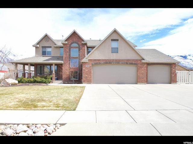 Один семья для того Продажа на 7456 S 1500 E South Weber, Юта 84405 Соединенные Штаты
