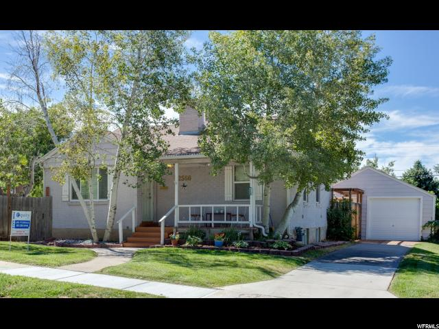 Home for sale at 2566 E Elm Ave, Salt Lake City, UT  84109. Listed at 359900 with 3 bedrooms, 2 bathrooms and 1,582 total square feet