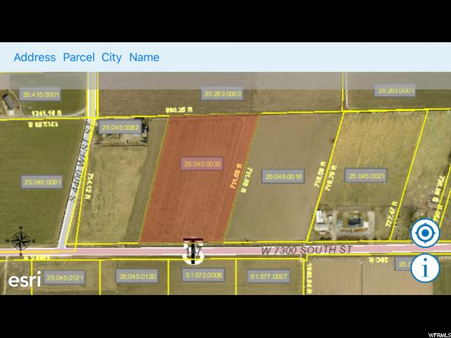 Land for Sale at 7215 S 4400 W Benjamin, Utah 84660 United States