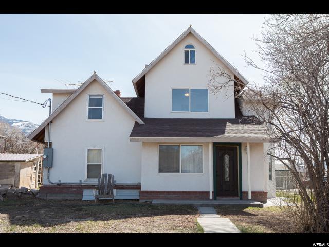 单亲家庭 为 销售 在 295 W CENTER Street Monroe, 犹他州 84754 美国