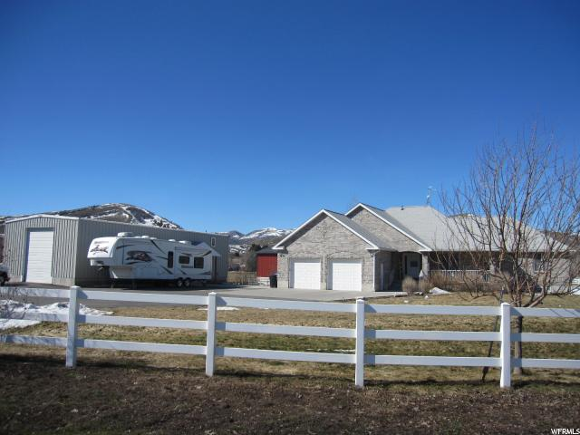 Single Family for Sale at 920 E CANYON Road Avon, Utah 84328 United States