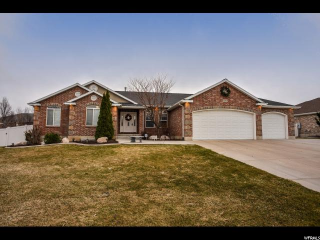 Single Family for Sale at 1382 N 1500 W Clinton, Utah 84015 United States