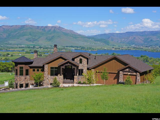 Single Family for Sale at 5023 E WHISPERING PINES Lane Eden, Utah 84310 United States