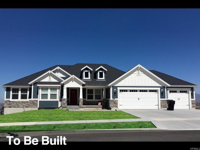 单亲家庭 为 销售 在 607 E 350 N 607 E 350 N Unit: 3 Salem, 犹他州 84653 美国
