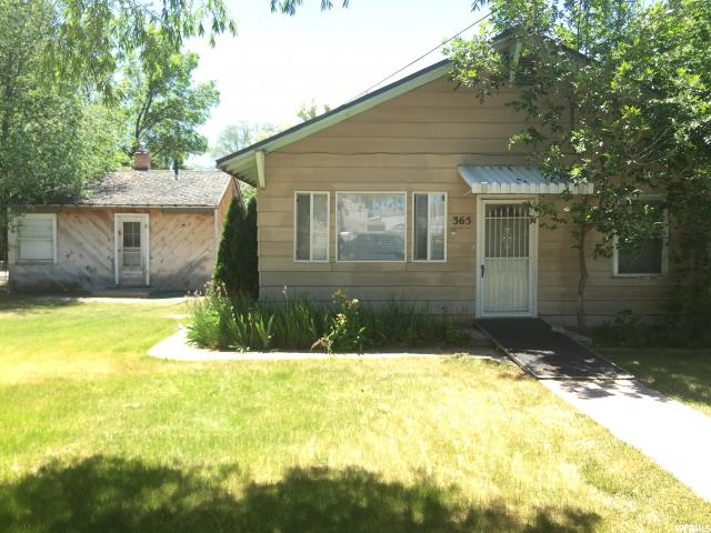Single Family for Sale at 365 W 100 S Delta, Utah 84624 United States