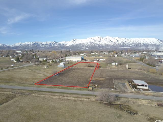 Terrain pour l Vente à 250 N 200 E 250 N 200 E Hyrum, Utah 84319 États-Unis