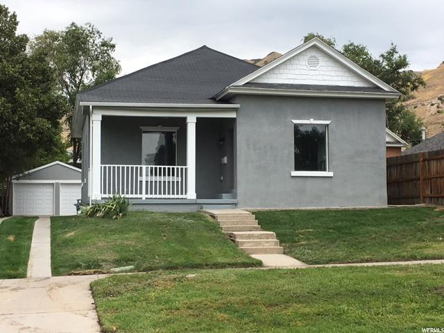 Home for sale at 350 W 700 North, Salt Lake City, UT  84103. Listed at 299999 with 3 bedrooms, 2 bathrooms and 1,528 total square feet