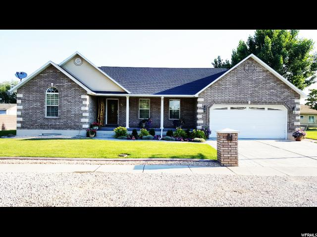 Один семья для того Продажа на 65 E 300 S Salina, Юта 84654 Соединенные Штаты