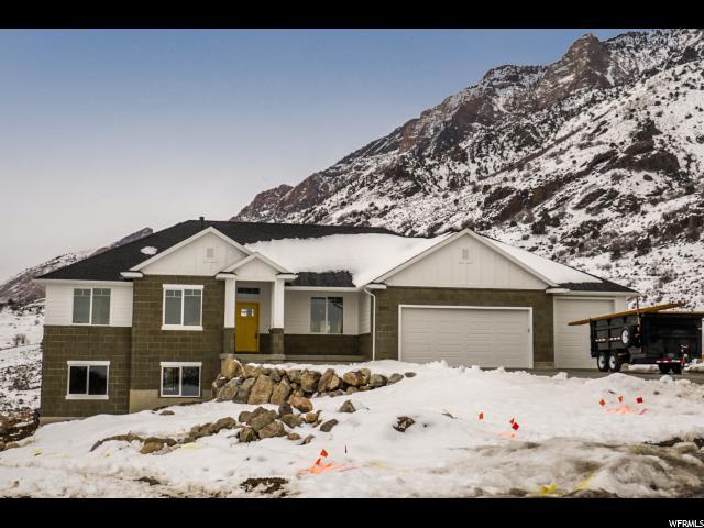 单亲家庭 为 销售 在 590 W 7150 S Willard, 犹他州 84340 美国