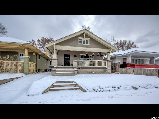 Home for sale at 1879 S 900 East, Salt Lake City, UT  84105. Listed at 375000 with 5 bedrooms, 2 bathrooms and 2,079 total square feet