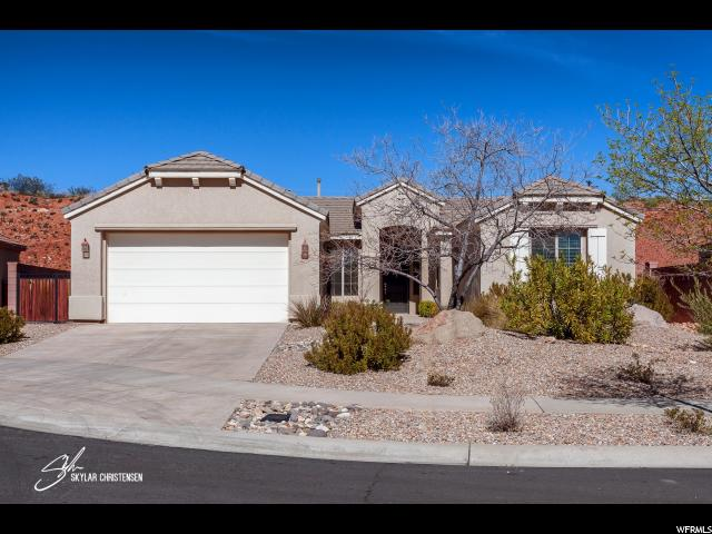 MLS #1436304 for sale - listed by Bob Richards, Keller Williams Realty St George (Success)
