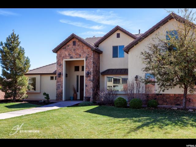 MLS #1436333 for sale - listed by Bob Richards, Keller Williams Realty St George (Success)