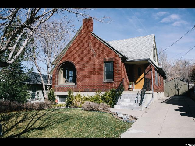 Home for sale at 1273 Kensington Ave, Salt Lake City, UT  84105. Listed at 439000 with 3 bedrooms, 2 bathrooms and 2,158 total square feet