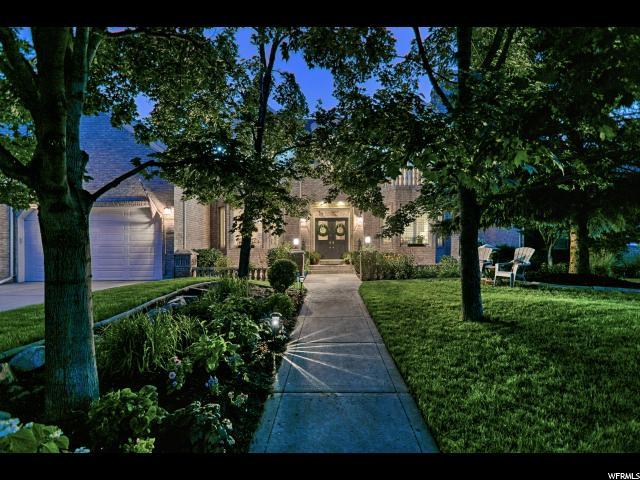 Single Family for Sale at 6328 S VINECREST Drive Murray, Utah 84121 United States