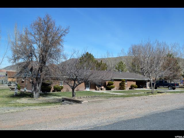 Single Family for Sale at 75 E 300 N Glenwood, Utah 84730 United States