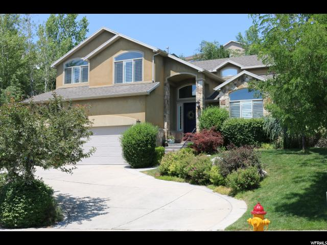 2639 E CHALET CIR, Cottonwood Heights UT 84093