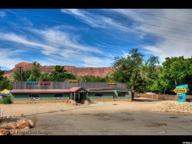 Commercial for Sale at 1393 N HWY 191 Moab, Utah 84532 United States