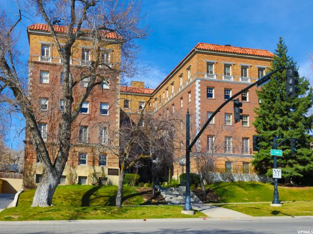 Home for sale at 1283 E South Temple #302, Salt Lake City, UT 84102. Listed at 540000 with 3 bedrooms, 2 bathrooms and 2,245 total square feet