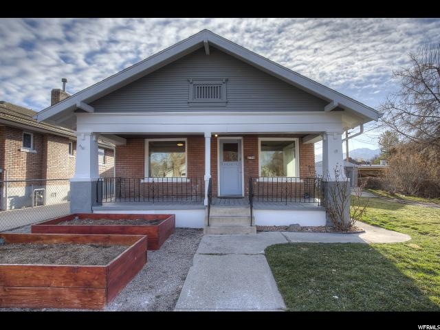Home for sale at 1799 S 400 East, Salt Lake City, UT  84115. Listed at 319900 with 4 bedrooms, 1 bathrooms and 2,079 total square feet