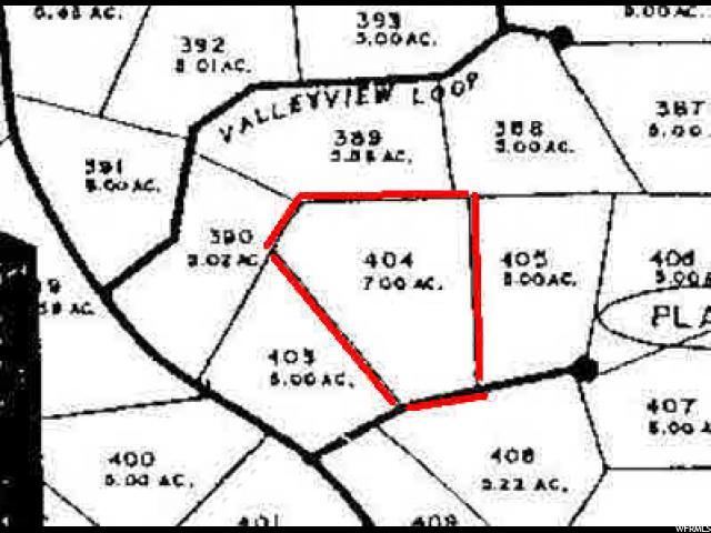 404 VALLEY VIEW LOOP Indianola, UT 84629 - MLS #: 1436627